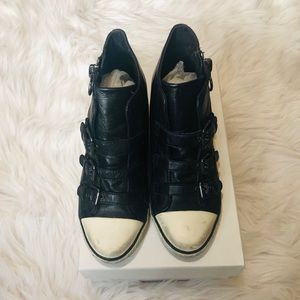 Ash Thelma wedge sneakers size 39